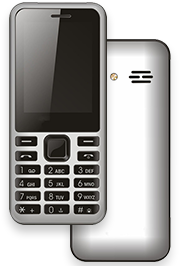 Knappsats Feature Phone