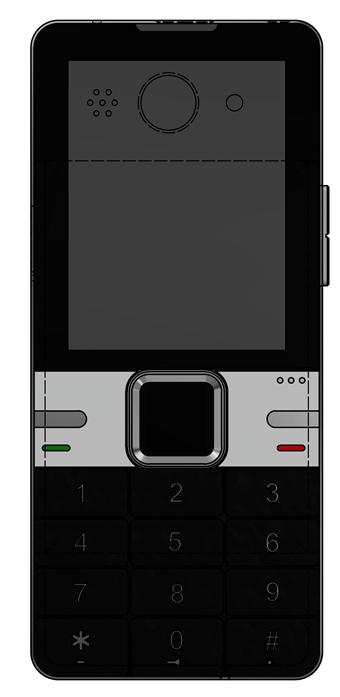 Neway הושלמה ODM תכונה טלפון