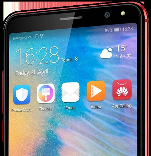 5.7 инчен паметен телефон