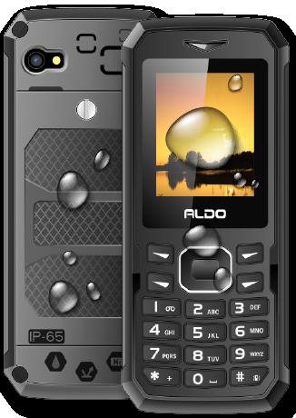 G138 IP 65 водоотпорен карактеристичен телефон