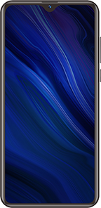 Huawei P30 ლურჯი