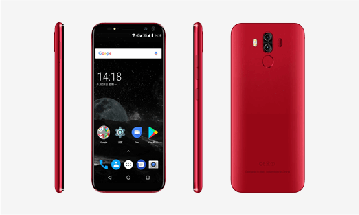 საუკეთესო ბიუჯეტი Smart ტელეფონი A60