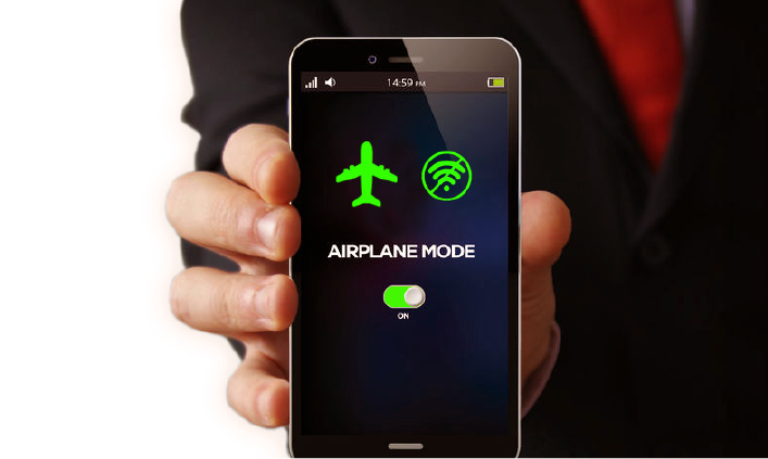 Airplane რეჟიმი Android
