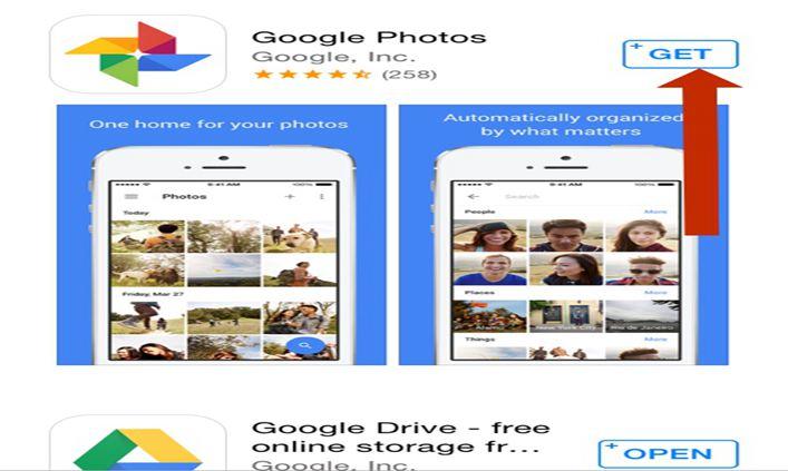 Descărcați Google Foto