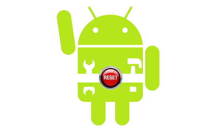 მყარი გადატვირთვის Android