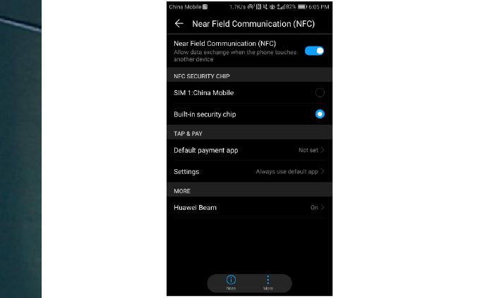 როგორ გამოვიყენოთ NFC Android- ზე