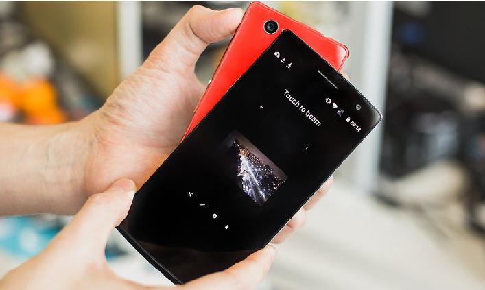როგორ გამოვიყენოთ NFC მუსიკის გადასატანად