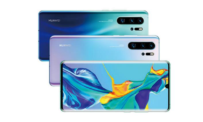 huawei P30 სმარტფონი