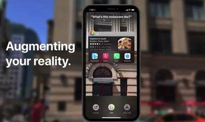 სმარტ ტელეფონი iPhone OS