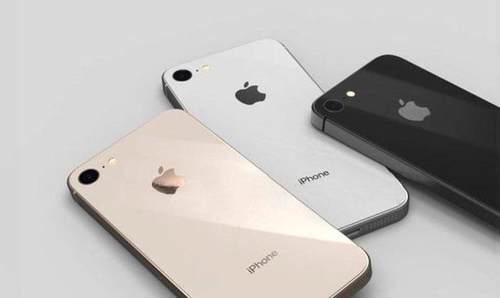 სმარტ ტელეფონი iPhone SE