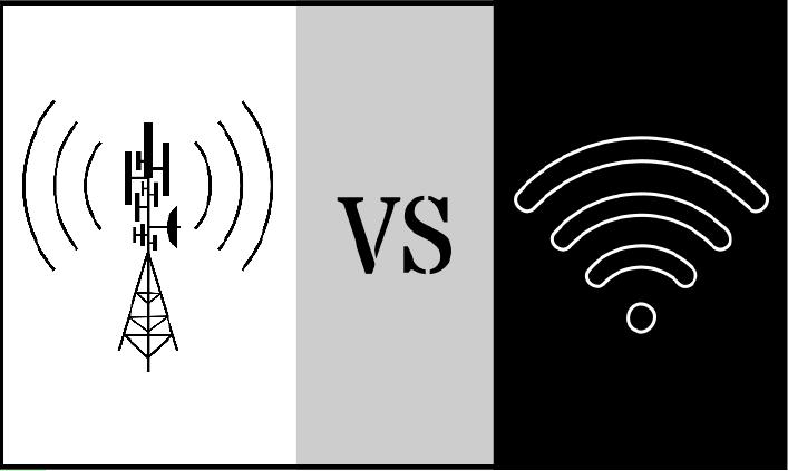 მობილური მონაცემები VS WiFi