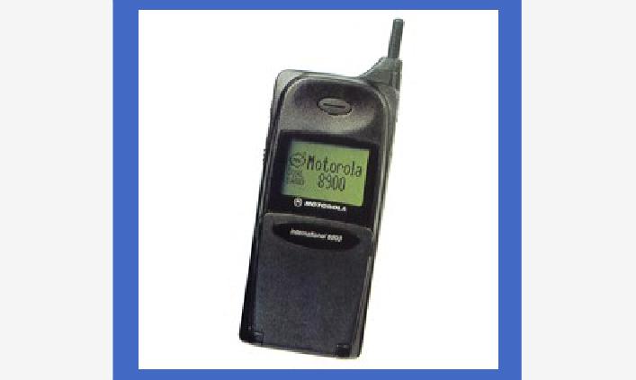 Motorola 8900 اسمارٹ فون