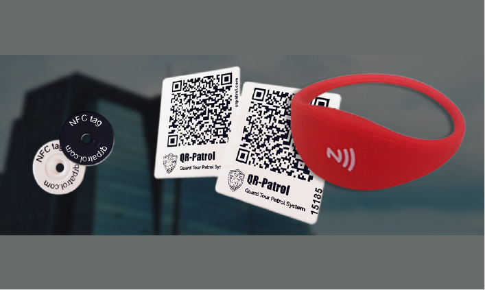 NFC წინააღმდეგ QR კოდი