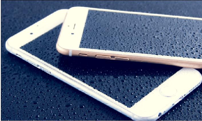 ტელეფონები ქვეშ სინესტე მდგომარეობა