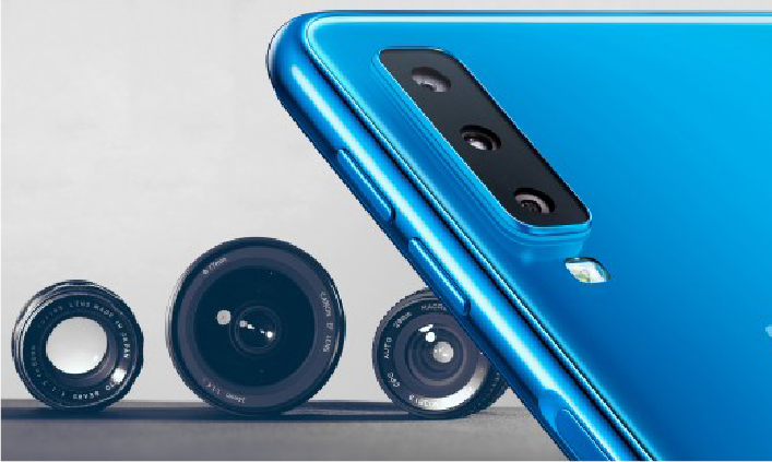Samsung Galaxy კამერა