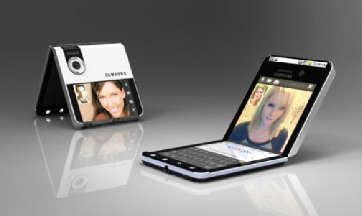 Samsung Foldable ტელეფონი