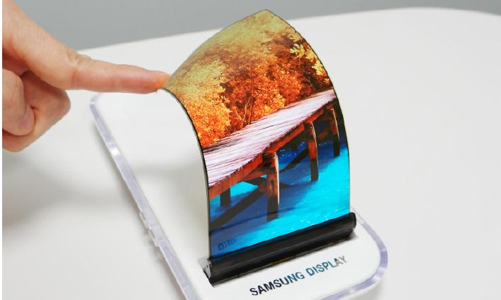 Samsung Foldable სმარტფონი