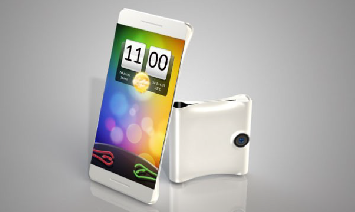 Samsung გასაშლელი ტელეფონი