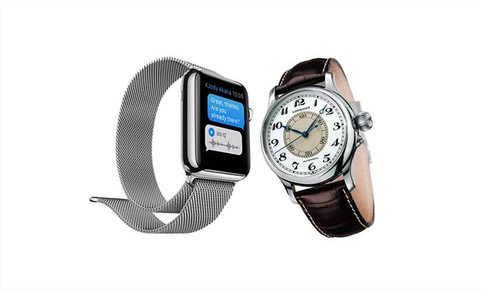 Smartwatch VS ტრადიციული Watch