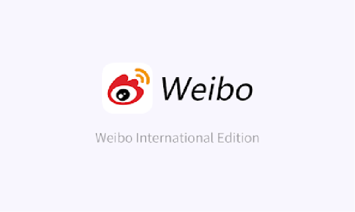 Weibo International ვერსია
