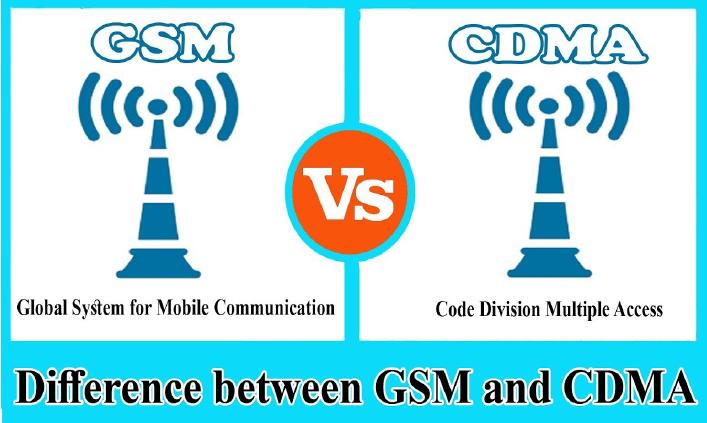 რა არის GSM და CDMA