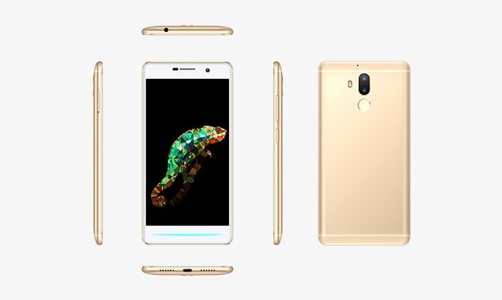 სმარტ ტელეფონი C5501 თეთრი