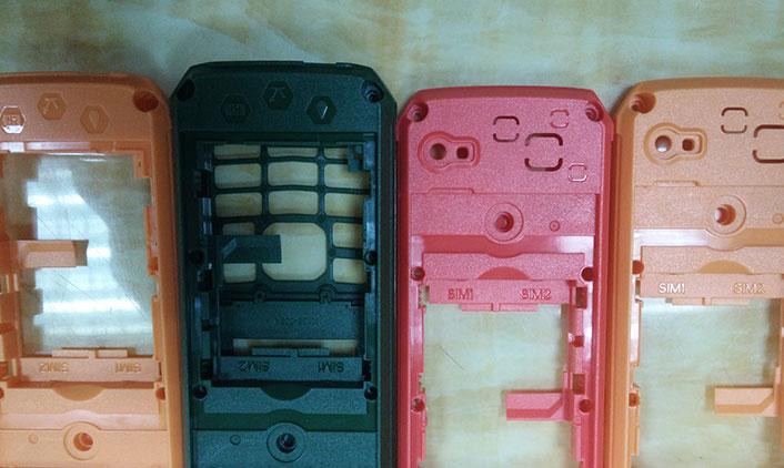 მხატვრული ტელეფონი K138 Dual SIM