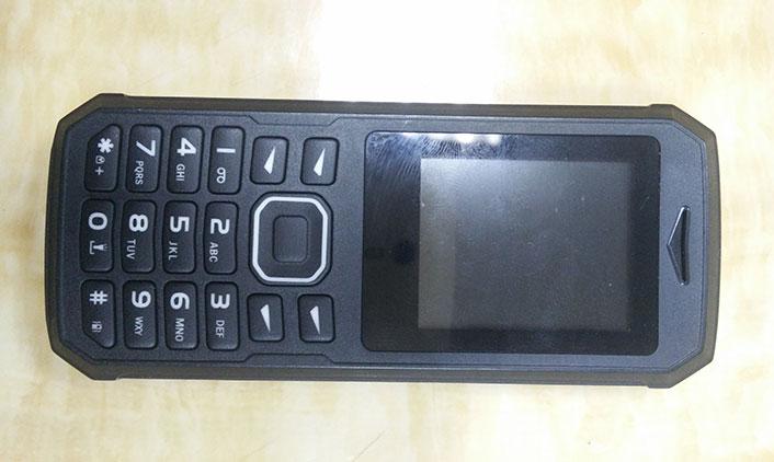 მხატვრული ტელეფონი K138 ლატერალური