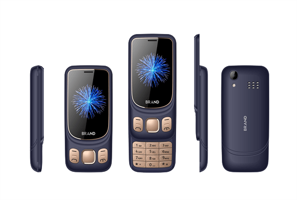 KH03 nye glidende telefoner