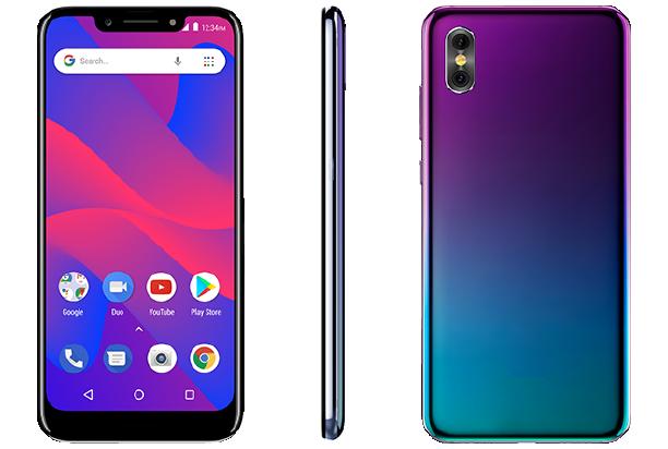 L6212 + паметен телефон