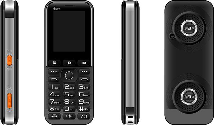 N50 Best Keypad Phones