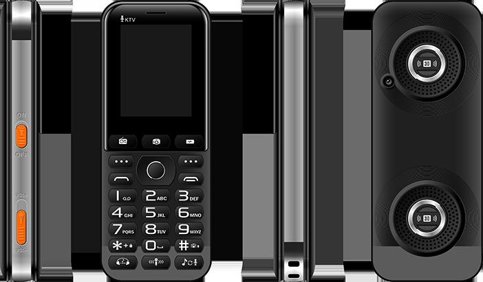 N50 최고의 키패드 폰