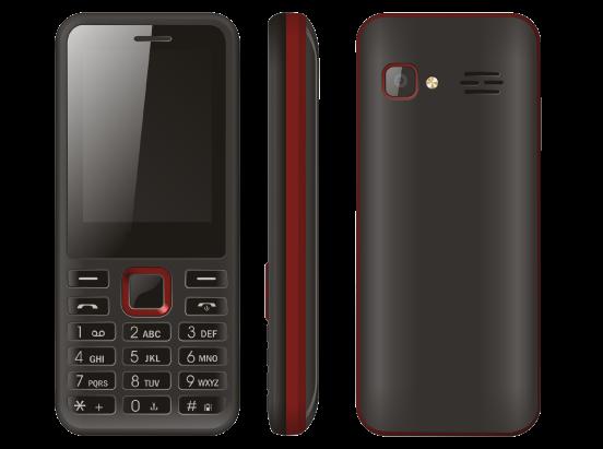 P123 4G نمایاں فون