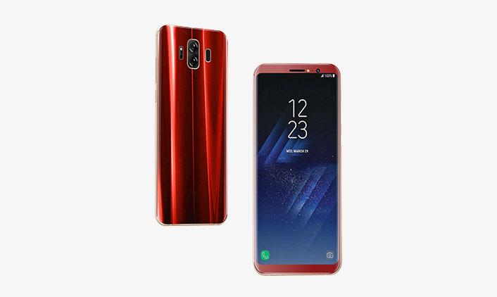 სმარტ ტელეფონი S16 წითელი