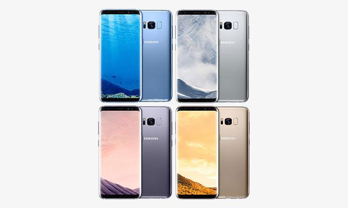 სმარტ ტელეფონი S8 + სულ