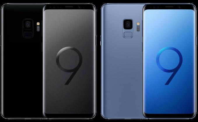 S9 + паметен телефон
