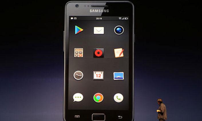 Samsung Smart ტელეფონი